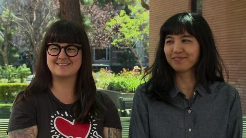 Book View Now -- Mariko Tamaki & Jillian Tamaki - LA Times Festival of Books