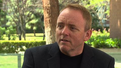 Book View Now -- Dennis Lehane on World Gone By- L.A. Times Festival of Books