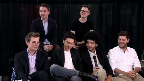 Book View Now -- Paper Towns Interview at BookCon 2015