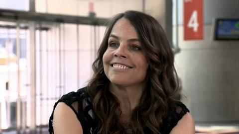 Book View Now -- Tony DiTerlizzi Interviews Margaret Stohl at BookCon 2015