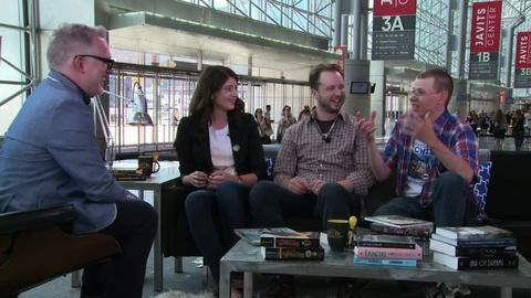 Book View Now -- Star Wars Roundtable at BookCon 2015