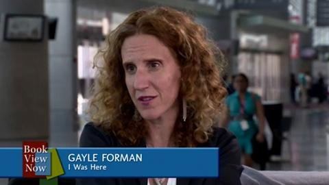 Book View Now -- Guest Host Gayle Forman at BookCon 2015