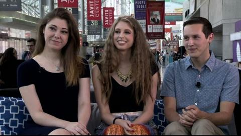 Book View Now -- BookTube Roundtable at BookCon 2015
