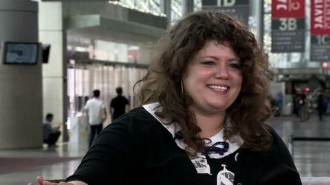 Book View Now -- Leigh Bardugo Interviews Rainbow Rowell at BookCon 2015