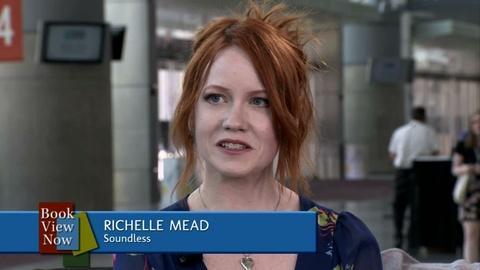 Book View Now -- Leigh Badugo Interviews Richelle Mead at BookCon 2015