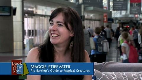 Book View Now -- Leigh Bardugo Interviews Maggie Stiefvater at BookCon 2015