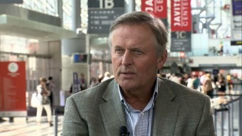 Book View Now -- John Grisham Interview at BookExpo America 2015