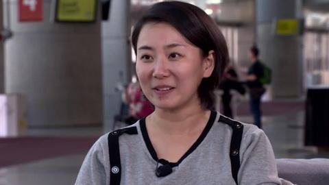 Book View Now -- Gayle Forman Interviews Marie Lu at BookCon 2015