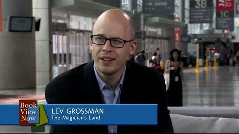 Book View Now -- Ben Hatke Interviews Lev Grossman at BookCon 2015