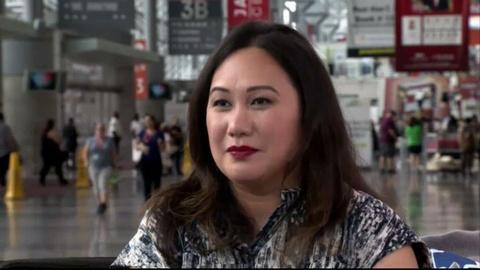 Book View Now -- Melissa de la Cruz Interview at BookCon 2015