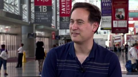 Book View Now -- David Levithan Interview at BookCon 2015