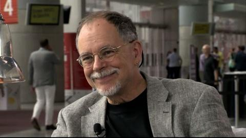 Book View Now -- Gregory Maguire Interview at BookExpo America 2015