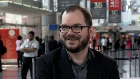 Book View Now -- J. Ryan Stradal Interview at BookExpo America 2015