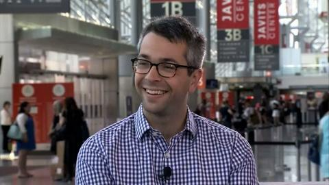 Book View Now -- Anthony Marra Interview at BookExpo America 2015