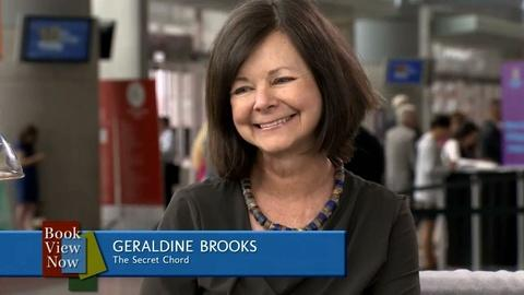 Book View Now -- Geraldine Brooks Interview at BookExpo America 2015