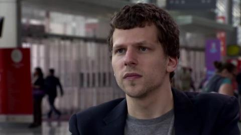 Book View Now -- Jesse Eisenberg Interview at BookExpo America 2015