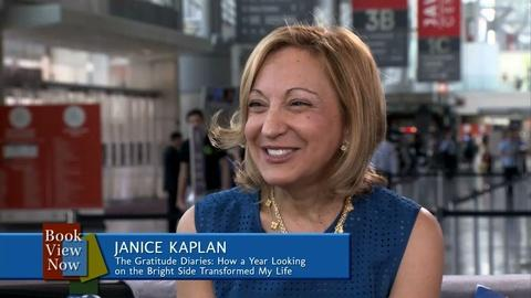 Book View Now -- Janice Kaplan Interview at BookExpo America 2015