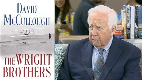 Book View Now -- David McCullough Interview at 2015 National Book Fair