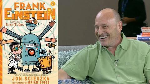Book View Now -- Jon Scieszka Interview at 2015 National Book Festival