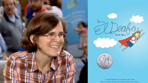 Book View Now -- CeCe Bell Interview at 2015 National Book Festival