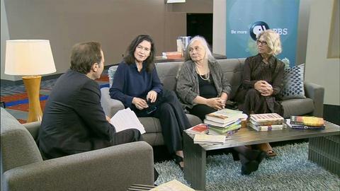 Book View Now -- Marilynne Robinson, Louise Erdrich, & Jane Smiley Interview