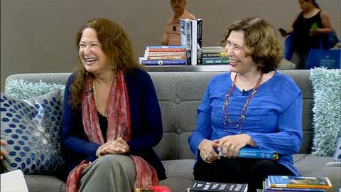 Book View Now -- Jane Hirshfield and Azar Nafisi Interview