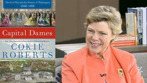 Book View Now -- Cokie Roberts Interview at 2015 National Book Festival