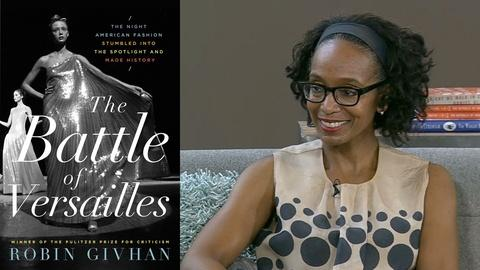 Book View Now -- Robin Givhan Interview at 2015 National Book Festival