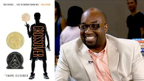 Book View Now -- Kwame Alexander Interview at 2015 National Book Festival