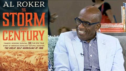 Book View Now -- Al Roker Interview at 2015 National Book Festival