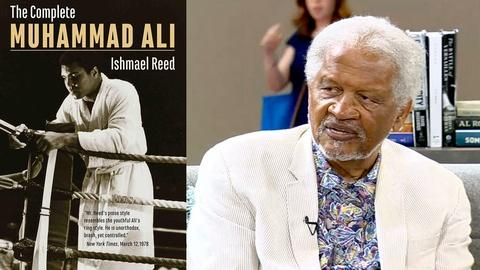 Book View Now -- Ishmael Reed Interview at 2015 National Book Festival