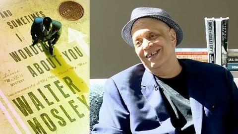 Book View Now -- Walter Mosley Interview at 2015 National Book Festival