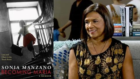 Book View Now -- Sonia Manzano Interview at 2015 National Book Festival