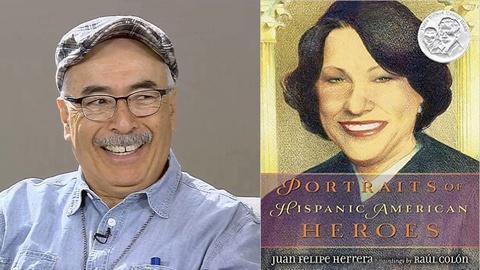 Book View Now -- Juan Felipe Herrera Interview at 2015 National Book Festival