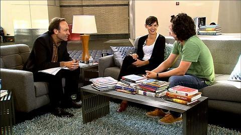 Book View Now -- Daniel Alarcón & Valeria Luiselli at Natl. Book Festival