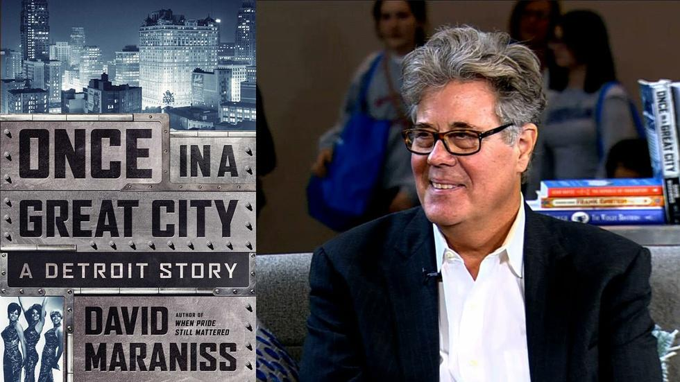 S2: David Maraniss Interview at 2015 National Book Festival image
