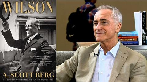 Book View Now -- A. Scott Berg Interview at 2015 National Book Festival