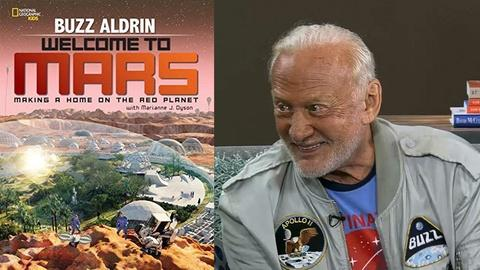 Book View Now -- Buzz Aldrin Interview at 2015 National Book Festival