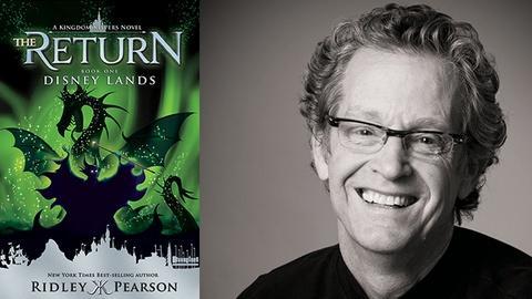 Book View Now -- Ridley Pearson Interview - 2015 Miami Book Fair