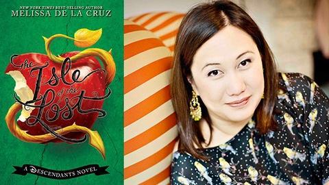 Book View Now -- Melissa de la Cruz Interview - 2015 Miami Book Fair