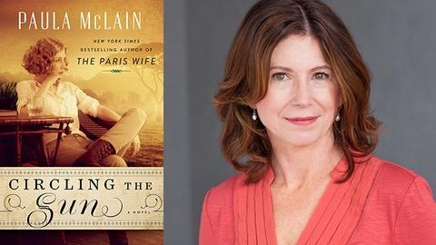 Book View Now -- Paula McLain and Sara Gruen Interview - 2015 Miami Book Fair