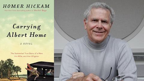 Book View Now -- Homer Hickam Interview - 2015 Miami Book Fair