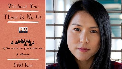 Book View Now -- Suki Kim Interview - 2015 Miami Book Fair