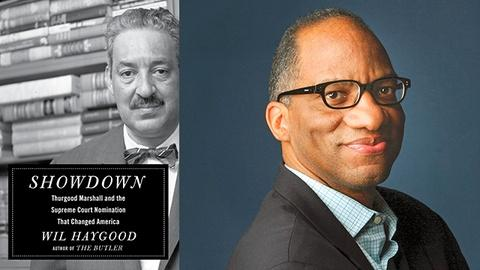 Book View Now -- Will Haygood Interview - 2015 Miami Book Fair