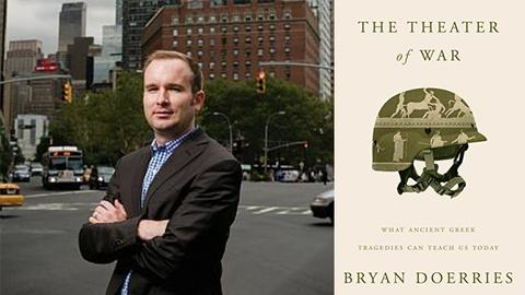 Book View Now -- Bryan Doerries Interview - 2015 Miami Book Fair