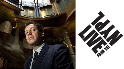 Book View Now -- Paul Holdengraber Interview - 2015 Miami Book Fair