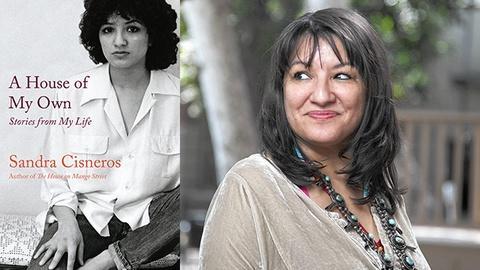 Book View Now -- Sandra Cisneros Interview - 2015 Miami Book Fair
