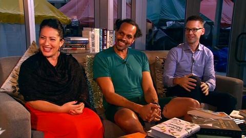 Book View Now -- Ross Gay, Patrick Phillips, & Ada Limón -'15 Miami Book Fair