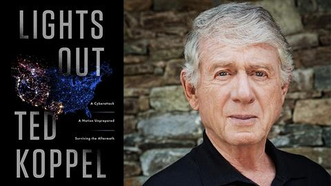 Book View Now -- Ted Koppel Interview - 2015 Miami Book Fair