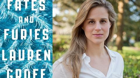 Book View Now -- Lauren Groff Interview - 2015 Miami Book Fair